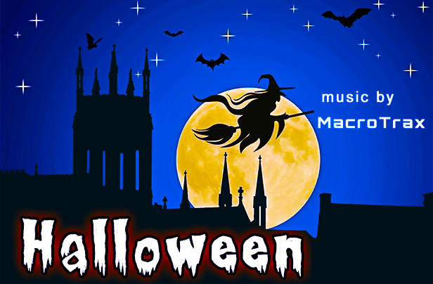 Halloween Collection  ~ Music by MacroTrax ~ MacroTrax.net